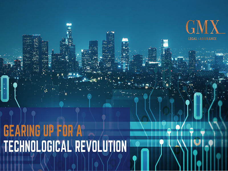 Gearing up for a technological revolution