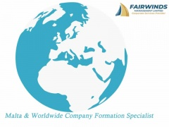 Fairwinds Management Limited - New member of our portal!