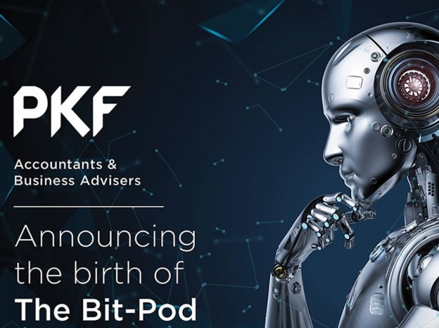Announcing the birth of The Bit-Pod | PKF Malta