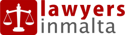 Lawyers In Malta - Logo