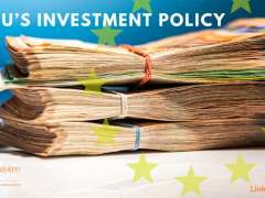 THE EUROPEAN UNION'S INVESTMENT POLICY