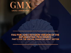 FIAU publishes revised version of Implementing Procedures – Part II for the Virtual Financial Asset Sector