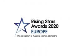 Rising Stars Award 2020 Europe