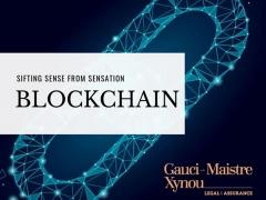 Blockchain – Sifting Sense from Sensation