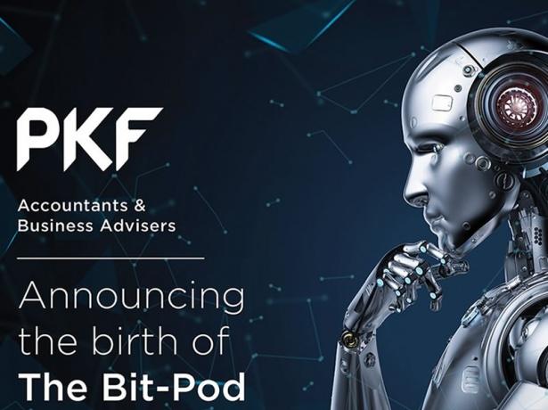 Announcing the birth of The Bit-Pod | PKF Malta