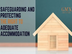 Safeguarding and protecting the right to adequate accomodation