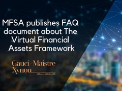 MFSA publishes FAQ document about The Virtual Financial Assets Framework