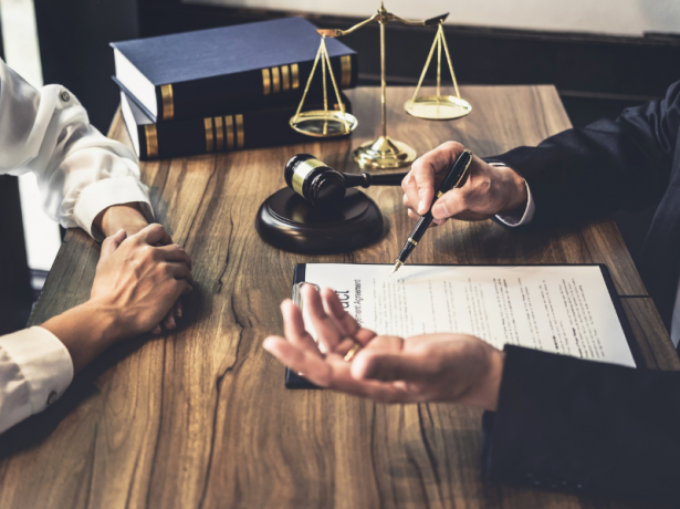 Solving matters in court or out of court?